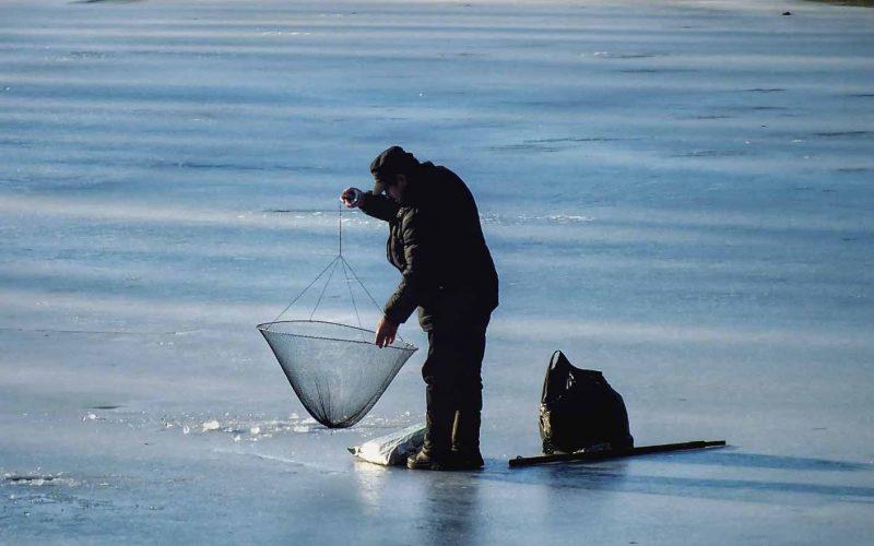 fishing in Yukon, Canada